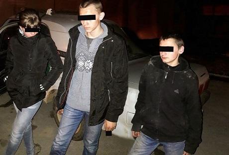 Братьев— угонщиков авто задержали вИркутске