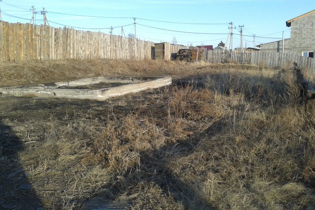 Участок на 4-м километре Московского тракта