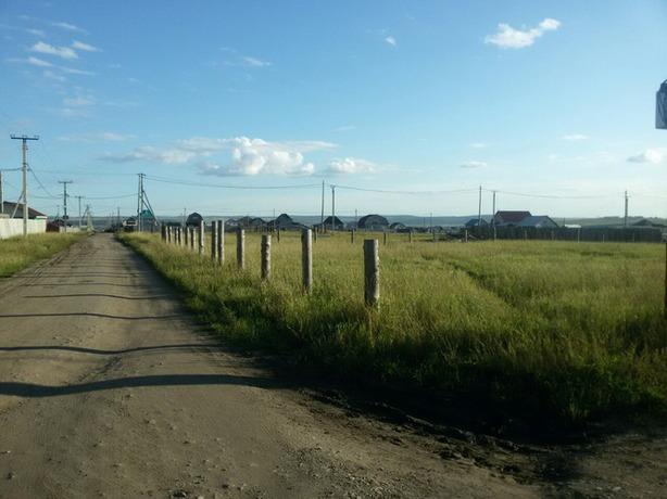 Участок на 15-м километре Качугского тракта