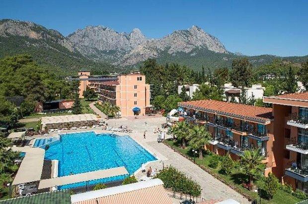 Larissa Vista Hotel 4*. Фото отельера с Tophotels.ru