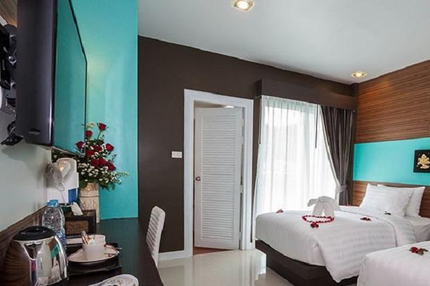 Tuana Patong Holiday 3*. Фото отельера с Tophotels.ru