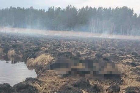 Фото пожарно-спасательной службы Иркутской области