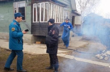 Доктор изАнгарска напал наинспектора попожарному надзору впроцессе рейда