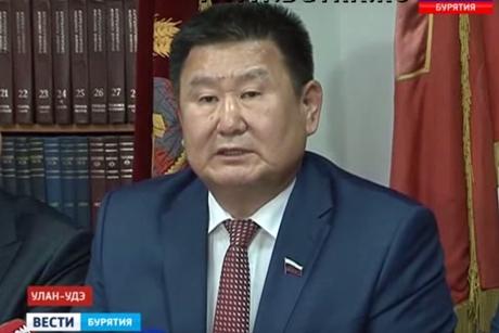КПРФ выдвинула сенатора отПриангарья Мархаева навыборы руководителя Бурятии