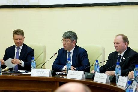 Совещание в Улан-Удэ. Фото с сайта glava.govrb.ru