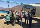 Поездка депутата Госдумы Николая Николаева в Тофаларию. Фото с facebook.com