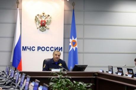 Из-за лесных пожаров вСибири введен режимЧС