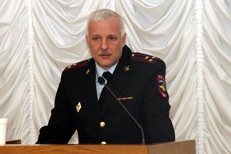 Заместитель начальника МВД Приангарья Олег Кнаус освобожден отдолжности