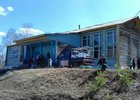Дом культуры, временный пункт размещения жителей Бубновки. Фото с сайта министерства здравоохранения Иркутской области