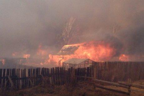 Пофакту больших пожаров вИркутской области завели дела