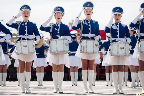 Впраздновании Дня Победы участвуют 60 тыс. иркутян