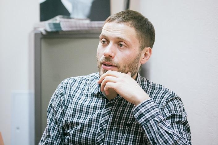 Юрий Яшников. Фото Никиты Пяткова