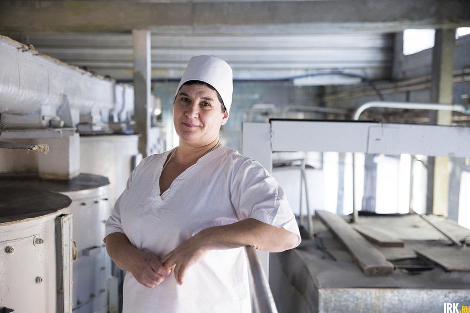 Оксана Палёнова работает на заводе 20 лет