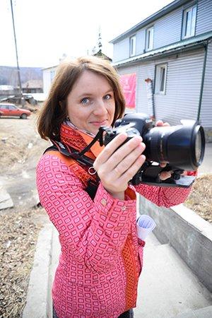 Видеограф из города Бодайбо - Я люблю свою работу