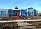 На станции Кая. Фото с сайта irkutsk.wikimapia.org