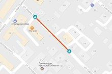 Изображение участка. Сервис «Google Карты»