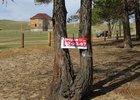 Объявление о продаже земель. Фото с сайта facebook.com