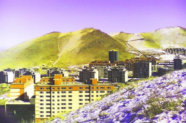 Население Монголии растёт, Улан-Батор застраивается. Фото Светланы Латыниной