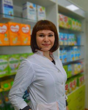 Сушкова Ирина «Наш любимый фармацевт»