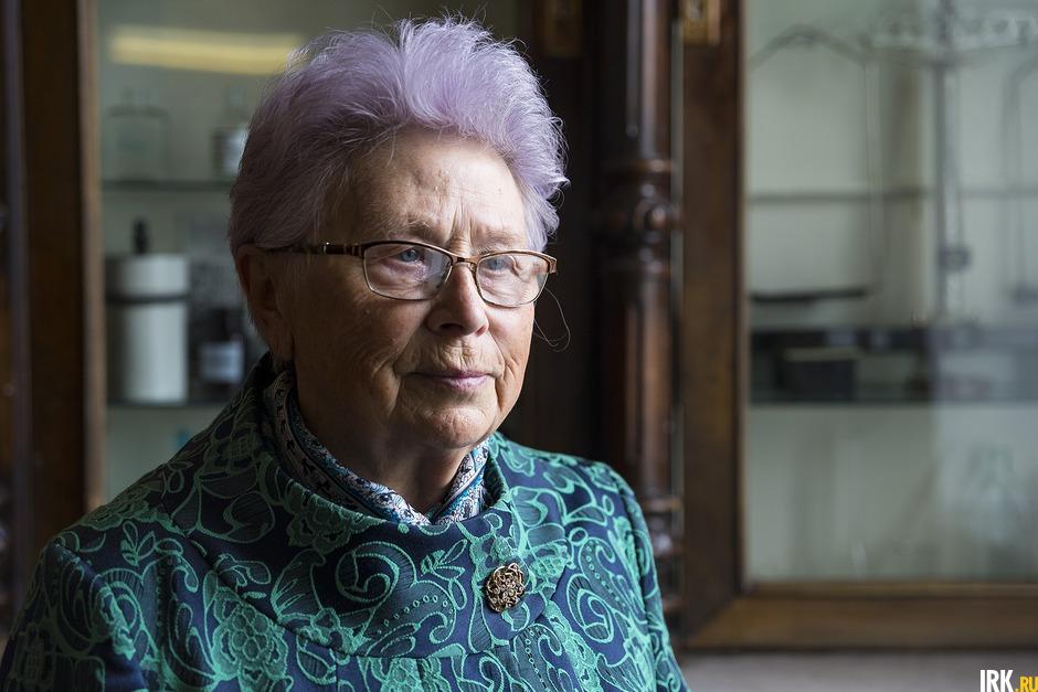 Тамара Павловна проработала в аптеке 47 лет