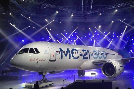 Рогозин: на185 самолетов МС-21 оформлены «твердые» заказы