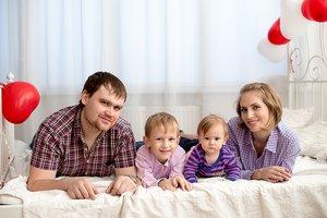 Счастье быть родителями