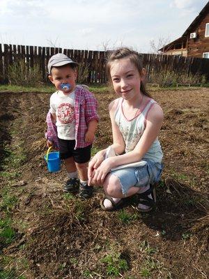 Садовод и огородник)))