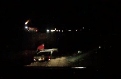 Полицейские впроцессе погони сострельбой задержали нетрезвого водителя вСаянске