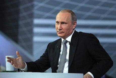 Владимир Путин. Фото — kremlin.ru