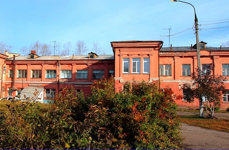 Областная детская туберкулезная больница. Фото с сайта odtb.ru