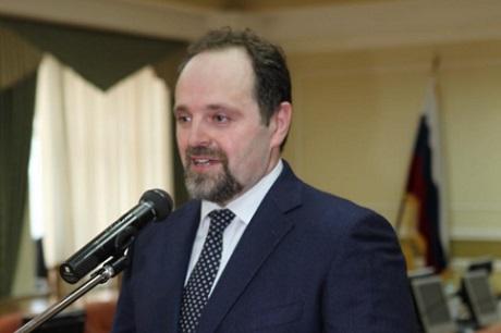 Сергей Донской. Фото с сайта Минприроды РФ