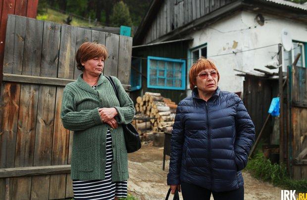 Жители Листвянки. Автор фото -- Регина Ступурайте