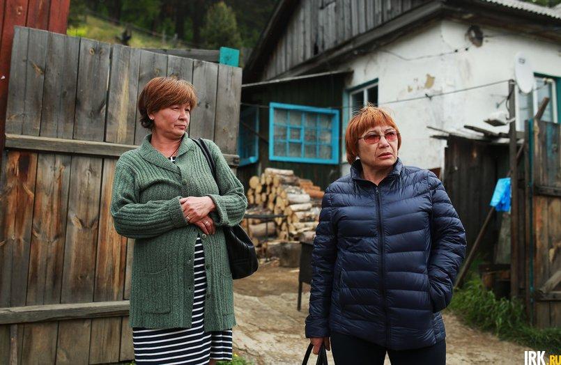 Жители Листвянки. Автор фото — Регина Ступурайте