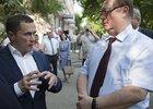 Дмитрий Бердников и Сергей Степашин. Фото с сайта администрации Иркутска