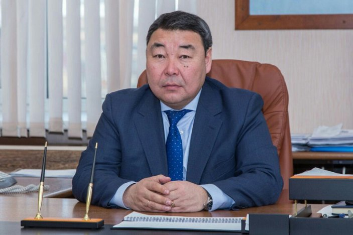 Андрей Тыхеев. Фото с сайта администрации Ольхонского МО