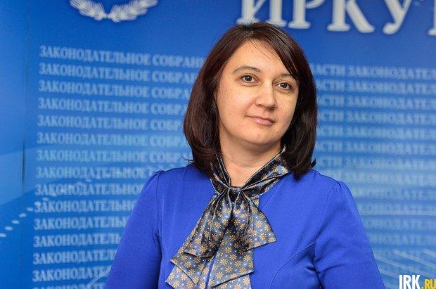 """Наталья Дикусарова. Фото ИА """"Иркутск онлайн"""""""
