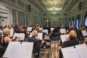 Губернаторский симфонический оркестр. Открытие сезона