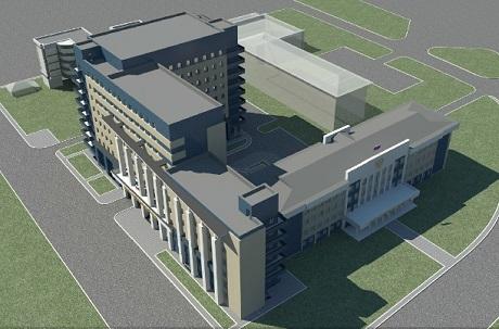 ВИркутске новое сооружение областного суда построят наБайкальской