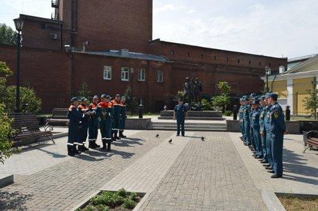 11 пожаров вИркутской области отслеживают изкосмоса