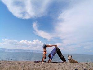 С любовью к йоге