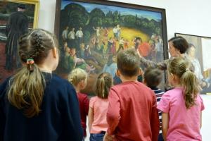 Экскурсия для детей «Знакомство с музеем»
