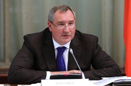 Дмитрий Рогозин. Фото с сайта zampolit.ru