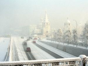 Иркутск. Фото с сайта www.admirkutsk.ru