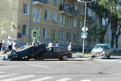 Тройное ДТП вИркутской области: жертвами стали две женщины