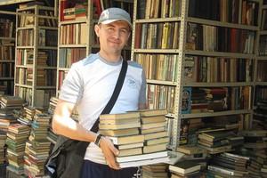 Посетитель приюта. Фото из группы приюта «ВКонтакте»
