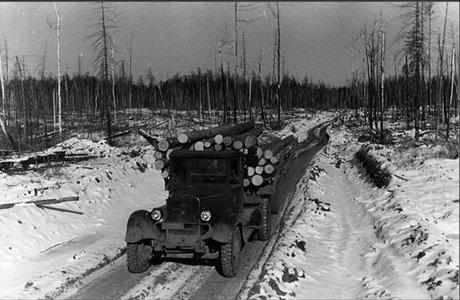 308-й лагерь Озерлага. Фото с сайта Wikimapia