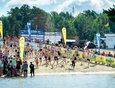 22 июля на Еловском пруду прошел Ангарский кросс-кантри триатлон. По данным организаторов, участие в соревнованиях приняли 250 человек. Это на 78% больше, чем год назад.