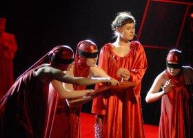 Спектакль «Я — Жанна Орлеанская»