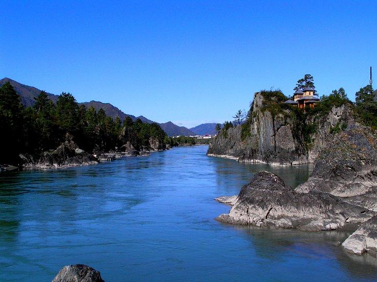 Чемал. Фото предоставлено турфирмой «Новая Земля»