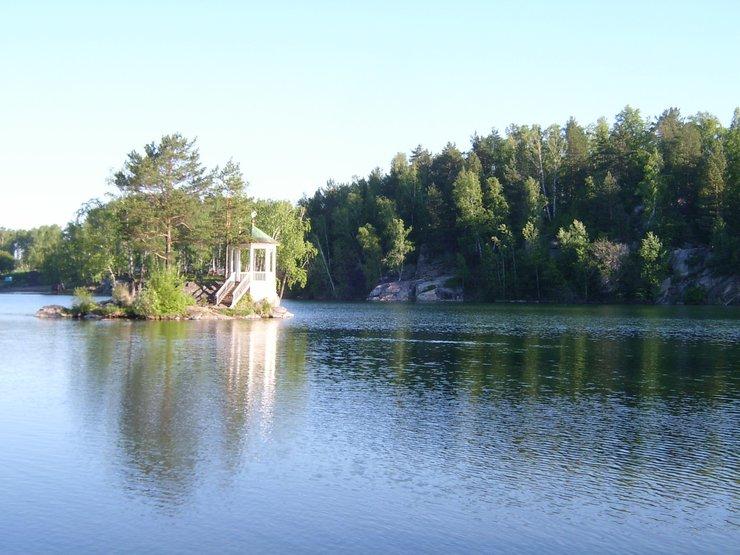 Озеро Ая. Фото предосталено турфирмой «Новая Земля»
